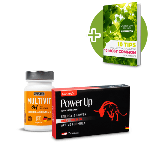 PowerUp & MultiVit + EBook
