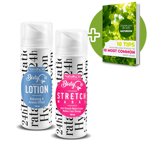 Stretch & Lotion + EBook